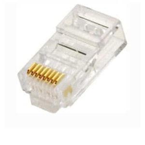 Коннектор RJ-45 (RJ45, 8P8C) Ethernet разъем