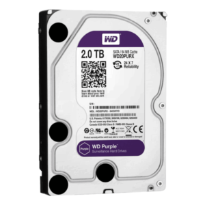 2 ТБ Жесткий диск Western Digital WD Purple IntelliPower (WD20PURX)