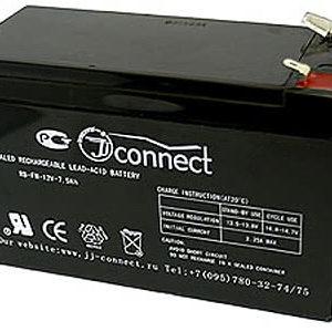 Аккумулятор 12В 7Ач (АКБ батарея 7А, для ИБП, ИВЭПР), GS 12-7.2 / GP 1272