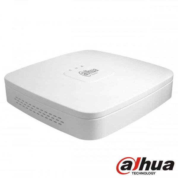 Dahua DHI-NVR4116-4KS2 (16 канальный сетевой видеорегистратор 4K, 1 HDD, аудио вход/выход)