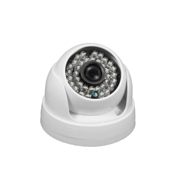 AMK ID-A10-AM – 3.6mm, внутренняя IP камера, 1мп (1280×720), с микрофоном