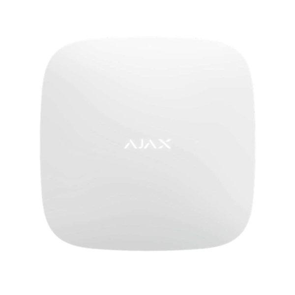 Ajax Hub, базовая станция беспроводной сигнализации (централь, хаб) (белый)