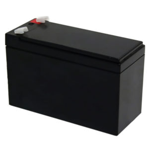 Аккумулятор 12В 12Ач (АКБ батарея 12А, для ИБП, ИВЭПР), GS 12-12.2 / GP 12122