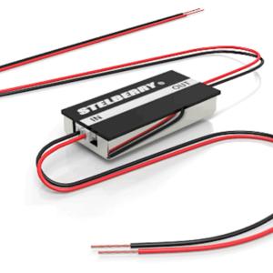 Stelberry MX-100 активный микрофон (видеонаблюдения и аудиорегистрации, до 16В, до 120мА)