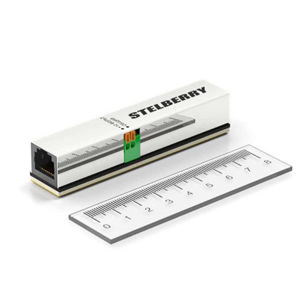 Stelberry MX-255 универсальный проходной POE-сплитер (48-12В, 200 мА)