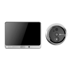 EZVIZ DP1, Wi-Fi дверной глазок с монитором и записью видео