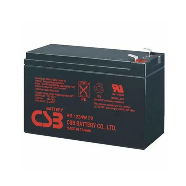 CSB UPS 12580 F2 спец. аккумулятор 12v 580w 10.5Ач (АКБ для ИБП, ИВЭПР)