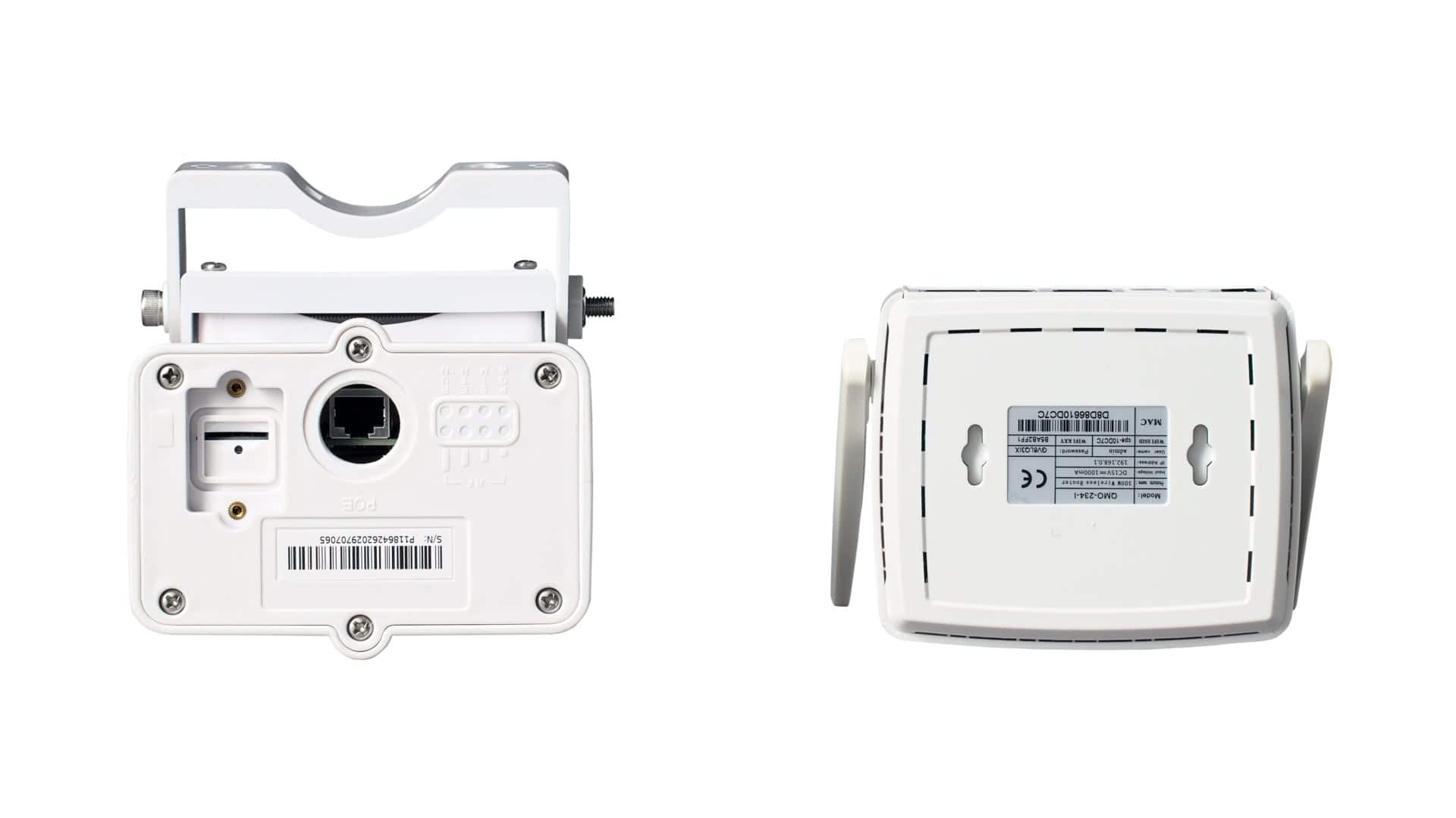 Qtech QMO-234 (3G/4G маршрутизатор с внешним модулем и Wi-Fi, LTE роутер)