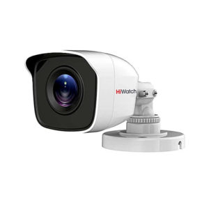 HiWatch DS-T110, уличная tvi-камера 1мп (cvbs, ip66, exir 20м)