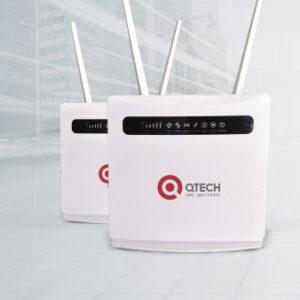 Qtech QMO-I21 (4G внутренний маршрутизатор Wi-Fi, LTE роутер)