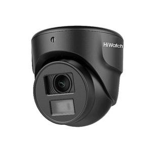 Hiwatch DS-T203N 2.8mm, купольная мини tvi-камера 2мп (4-в-1, ip67, ик 20м)