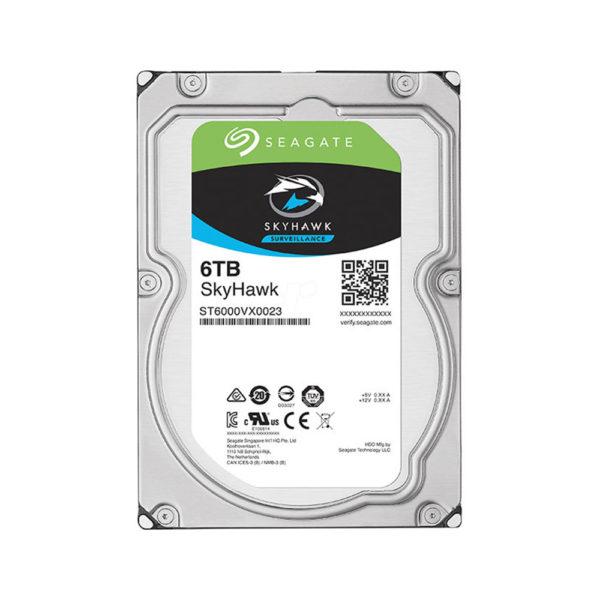 6 ТБ Seagate SkyHawk ST6000VX001, жесткий диск для видеонаблюдения