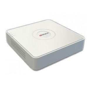 HiWatch DS-H208QA, гибридный видеорегистратор 8-каналов (1080p, poc)